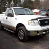 2007 Ford F150 clean No Rust 4x4 5.4 v8 hard to find reg cab short bed! Low miles 9990.00