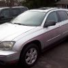 2005 Chrysler Pacifica  Like new 70k miles one owner now winters or rust! 3rd row 5999.00