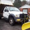 2006 F450 Dump with plow 6.0 powerstroke fleet maintained runs and drives new full hydraulic dump and plow 21900.00